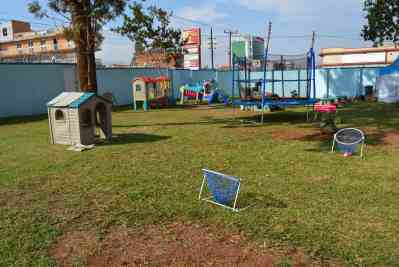 Outdoor Playing area