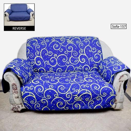 Reversible sofa coat 157