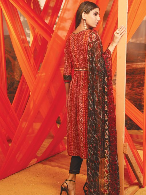 Sana Ayyan EdenRob best embroided jaquard fancy lawn suit 2020