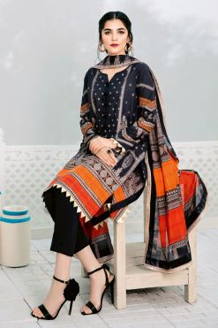 gull ahmad lawn embroided lawn collection 2020