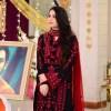 neelam munir latest lawn collection 2021 fancy dress with mirror work