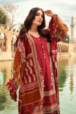 mariab latest arrivals summer lawn collection 2021