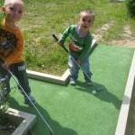 mini golf twardziele