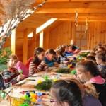 Wycieczki szkolne jednodniowe, Cztery pory roku na Kurpiach