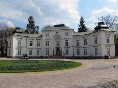 Zwiedzanie Łazienek z przewodnikiem - Zwiedzanie Warszawy