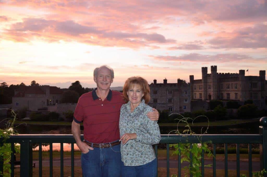 Vicky and Rick Krost