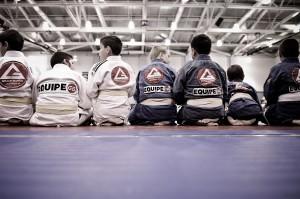 Martial Art Jiu-Jitsu
