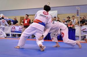 Jiu Jitsu position