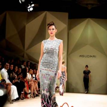 Dubai Asudari 2015 Sporty Couture, Maria Scard Gracie Opulanza fashion (5)