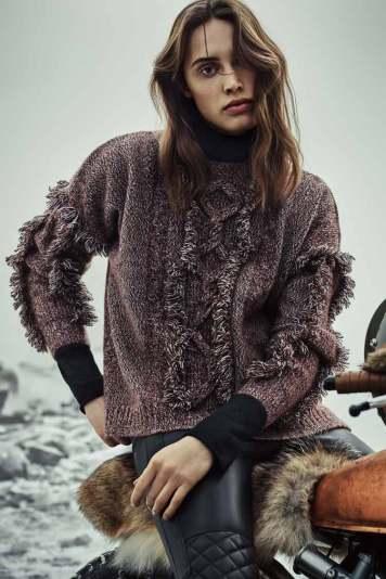 Belstaff Womenswear Autumn Winter 2016 Rory Payne Look (9)