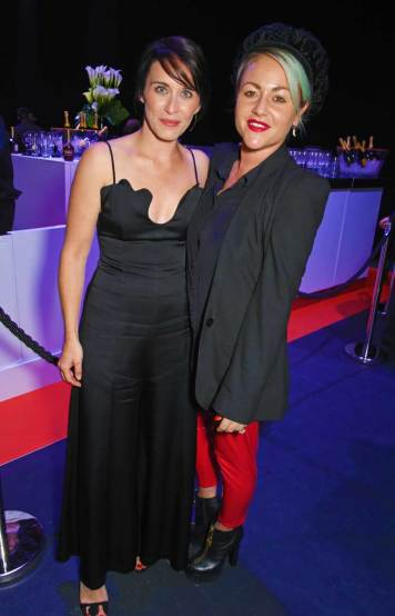 Vicky-McClure-and-Jaime-Winstone-attend-the-all-new-Jaguar-E-PACE-reveal-(1) - Copy