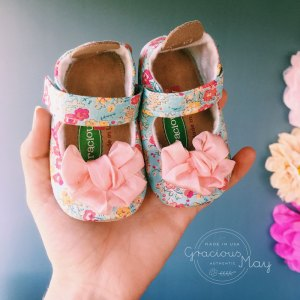 Gracious May Made in USA Baby and Toddler Shoes