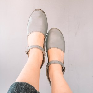 Made in USA Gray Mama Jane