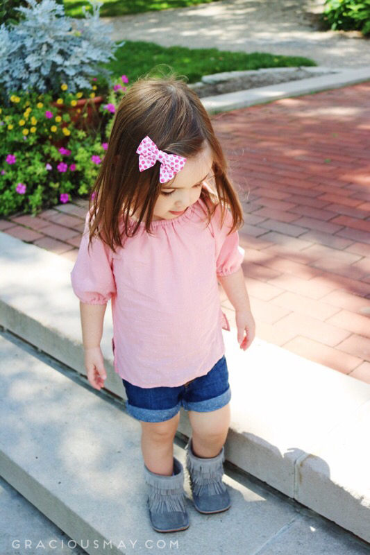 American Made in USA Girls Clothes and SHoes