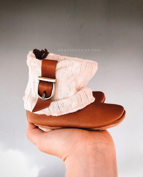 Gracious May Toddler Girl Boots Fall 2019