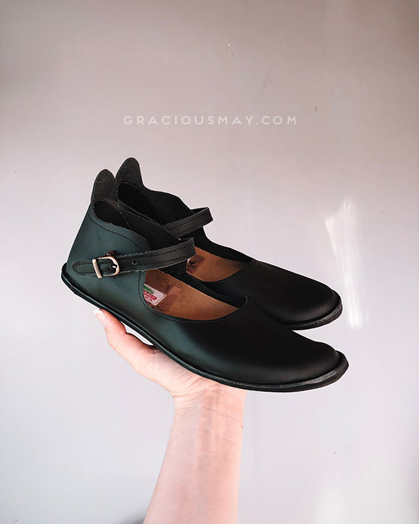 Womens shoes made in the USA