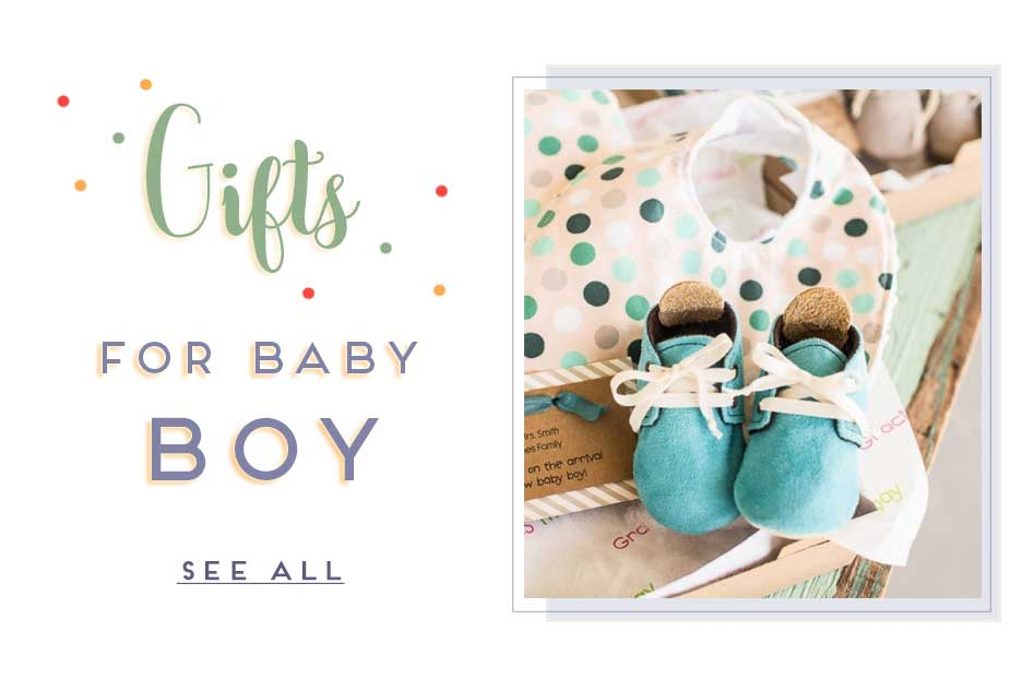 Gifts and Gift Sets for Baby Boy
