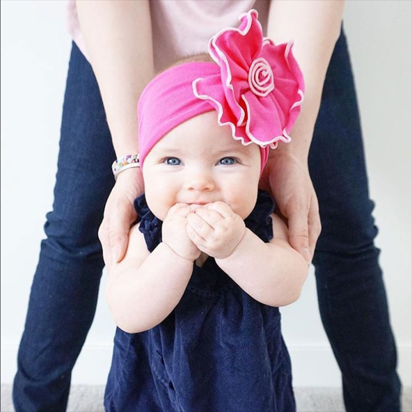 Snugars Baby Headbands Made in the USA