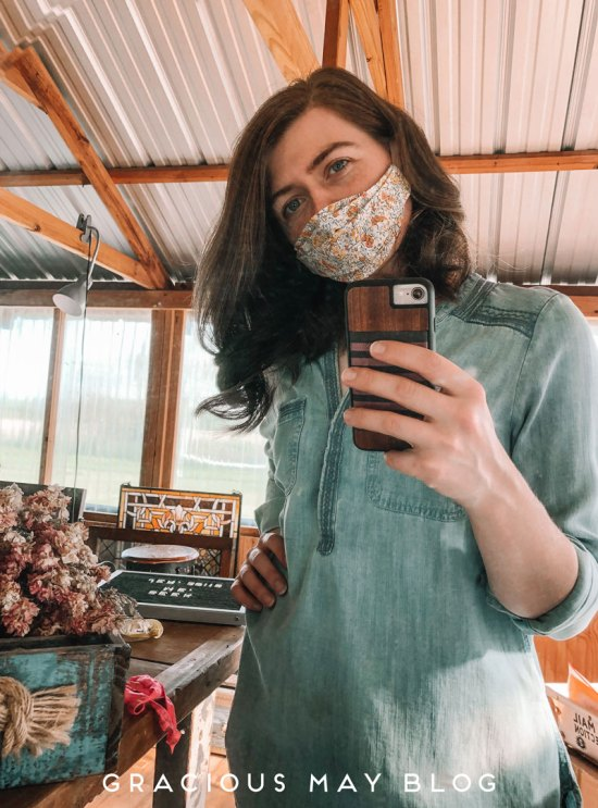 Fashion Face Masks Made in the USA for Sale