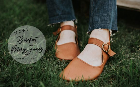 Barefoot Mary Janes for Women