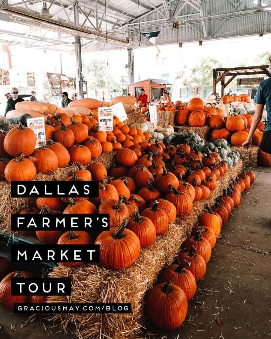 The Great American Farmer's Market Tour: Dallas Texas