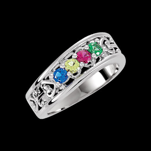 Mothers Family Rings Handcrafted Jewelry For All Occasions