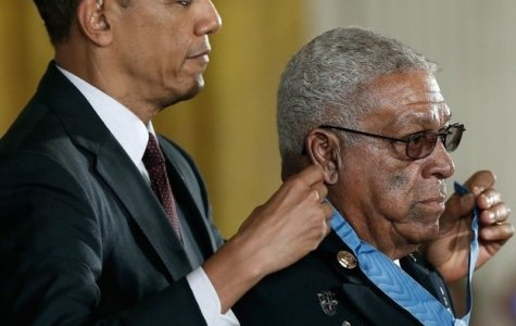 Better late than never: 24 minority veterans receive America's highest honor