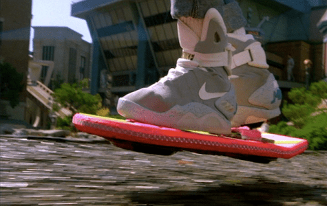 One step closer to being Marty McFly: Hoverboards