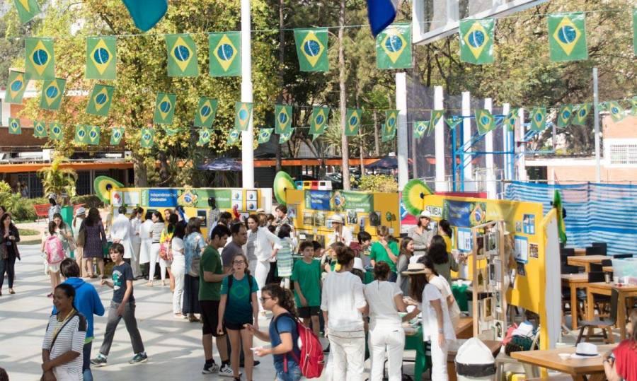 An American School in Brazil