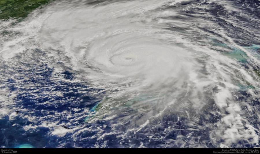 Stuck in Florida During Hurricane Irma