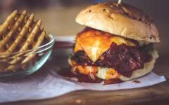 The Best Burger in São Paulo!