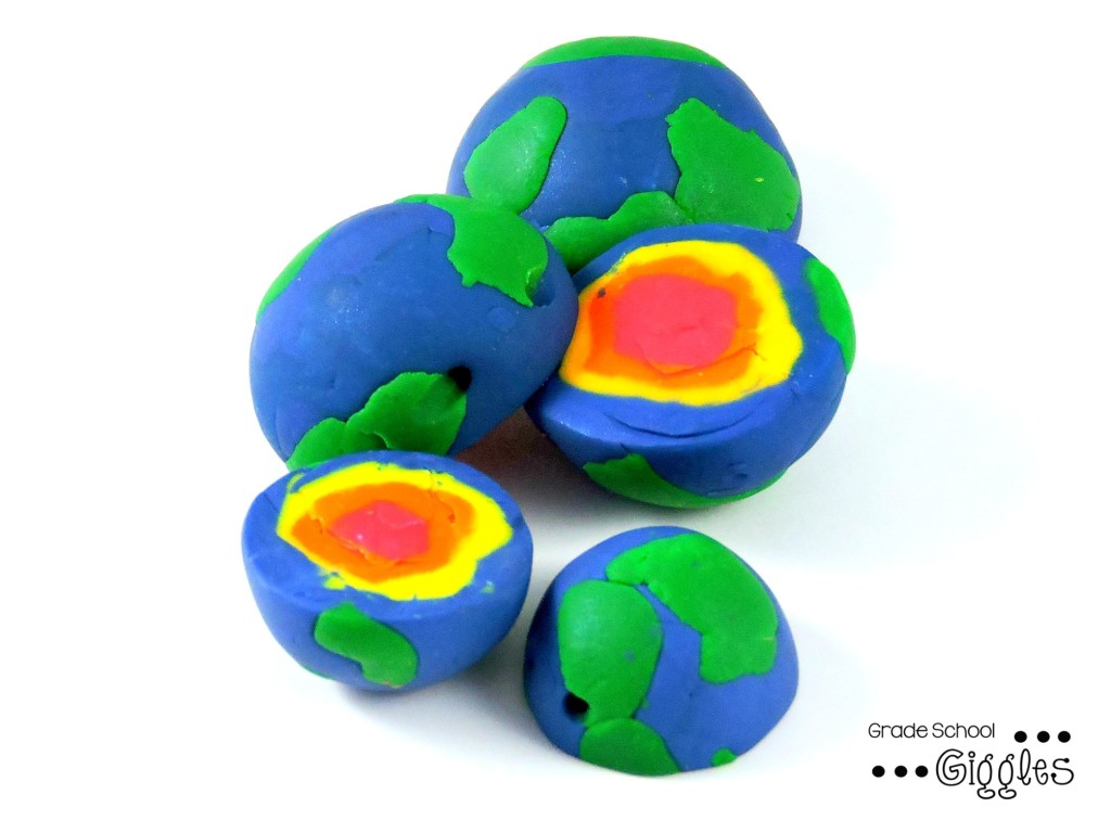 Earth Layers Project For Kids
