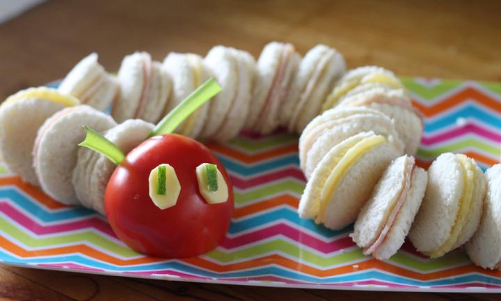 здравословни сандвичи за деца