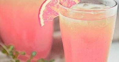 рецепта за прасковена лимонада