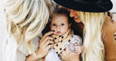 как да подкрепим приятелка с бебе?