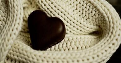 щастието е като шоколада