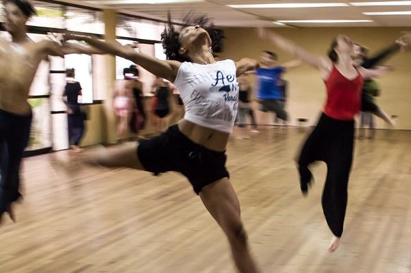 танци в зала