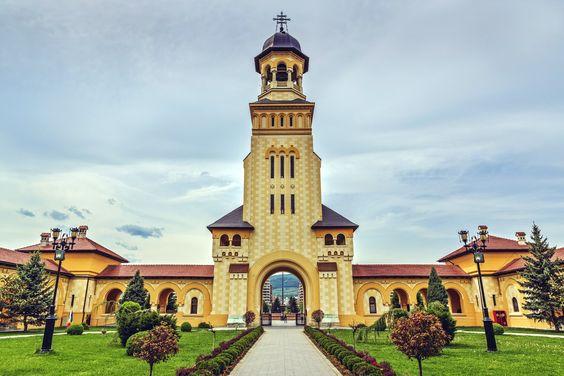 Алба Каролина крепост