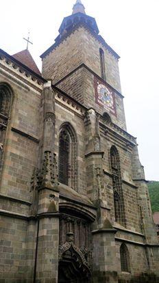 Черната църква в Брашов, Румъния