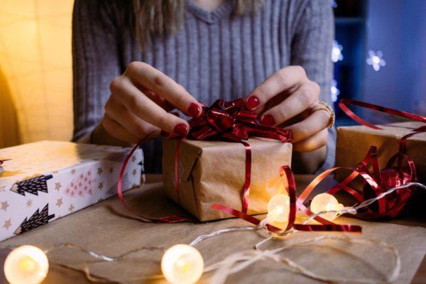 опаковане на подаръци