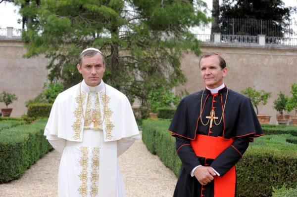 снимка от Младият папа