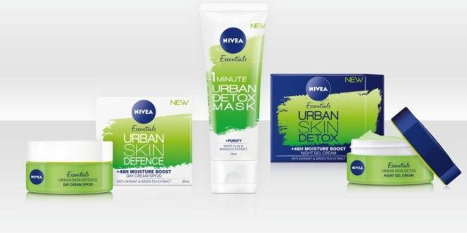 Savršeno formulisana za potrebe kože u gradskim uslovima: nova NIVEA URBAN SKIN linija sa visokoefikasnim antioksidansima