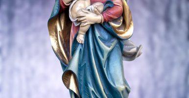 Witaj Maryjo, śliczna Pani
