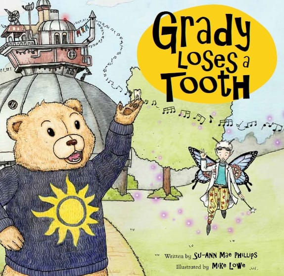 Grady Loses a Tooth