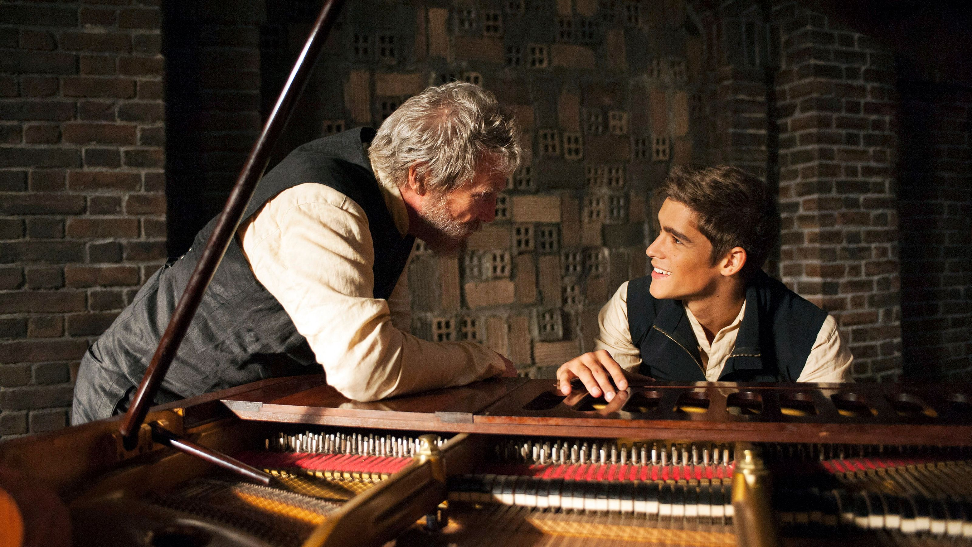 THE GIVER a Solid Story about the Need for Joy and Pain