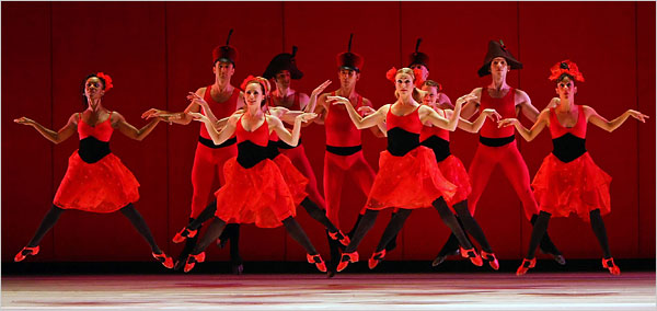 fall for dance offenbach overtures