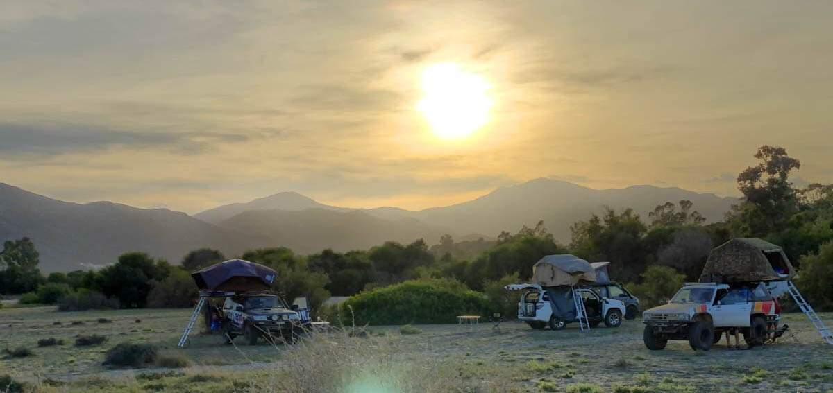 sardinien camp-tour mit dem suv, van oder offroader 16. april