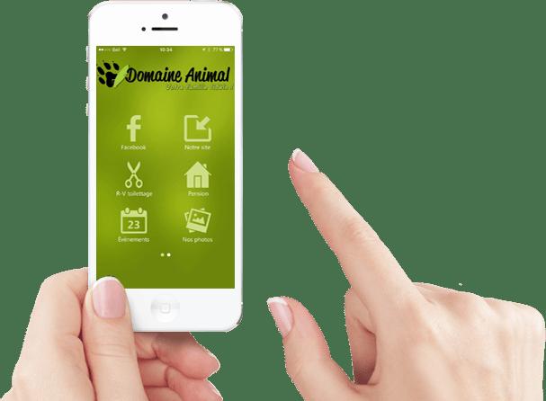 Application pour mobiles