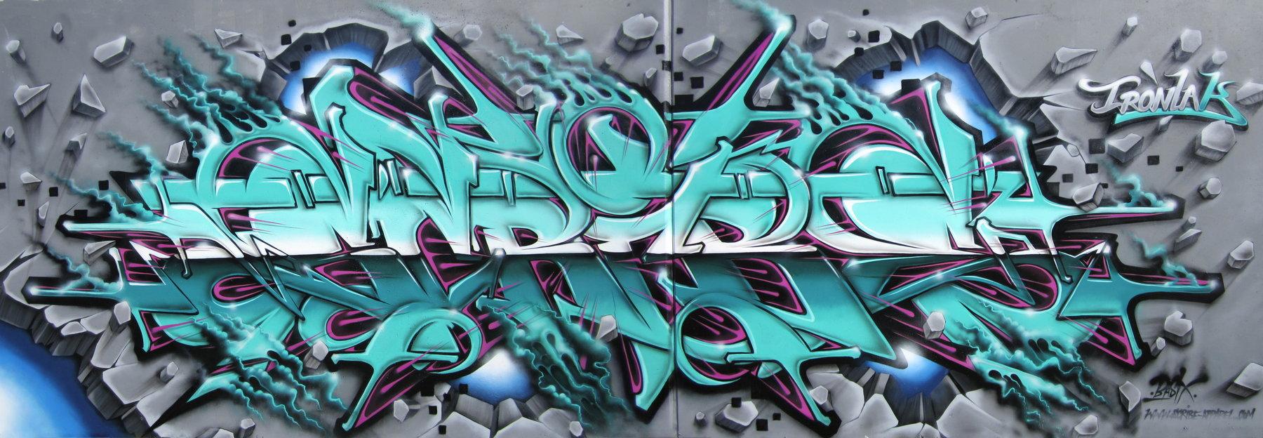 Art Crimes Basix P 3