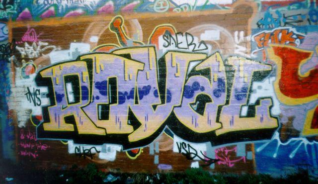 London Graffiti 2